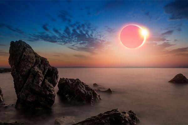 Mơ thấy nhật thực