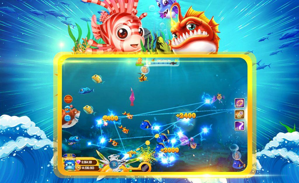 Săn rồng vàng game bắn cá đổi thưởng hấp dẫn