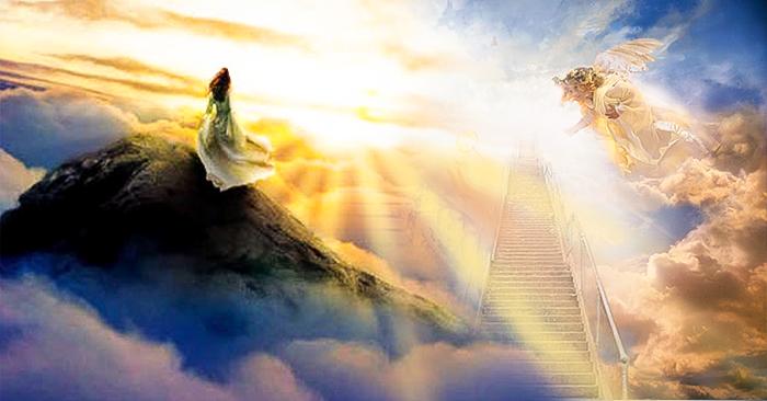 Nằm mơ thấy lên thiên đường có phải điềm báo gở không?